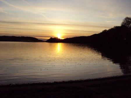 Landvetterjön Lake